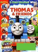 Thomas & Friends Magazine 12/1/2012