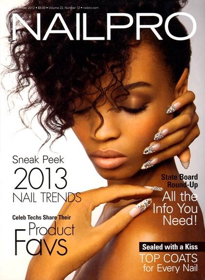 Nailpro Cover - 12/1/2012