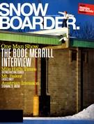 Snowboarder Magazine 12/1/2012