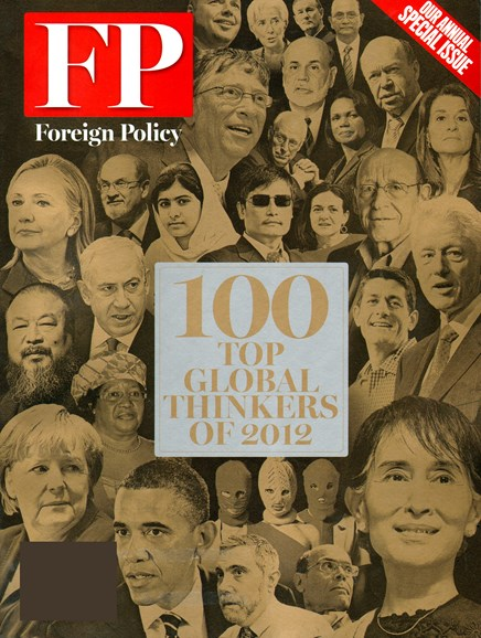 Foreign Policy Cover - 12/1/2012