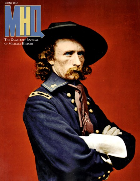 MHQ: Military History Quarterly Cover - 12/1/2012