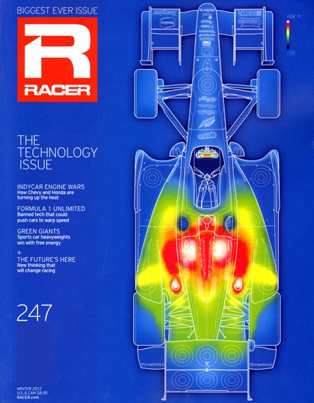 Racer Cover - 12/1/2012