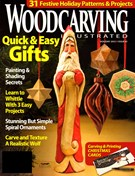 Wood Carving Illustrated Magazine 12/1/2012