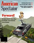 The American Spectator Magazine 12/1/2012
