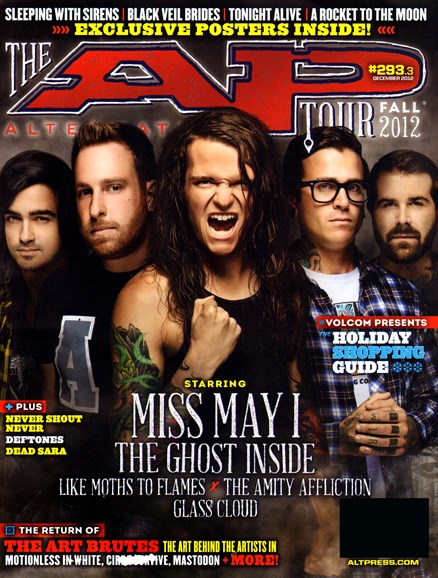 Alternative Press Cover - 12/1/2012