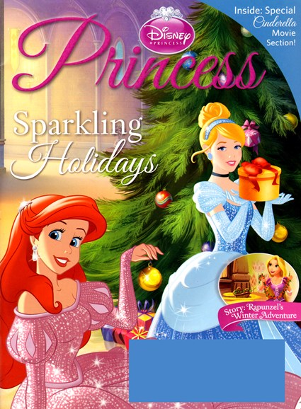 Disney Princess Cover - 12/1/2012