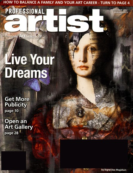 Professional Artist Cover - 12/1/2012