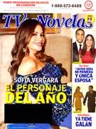 Tv Y Novelas Magazine 12/1/2012