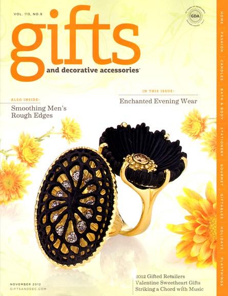 Gifts And Decorative Accessories Cover - 11/1/2012