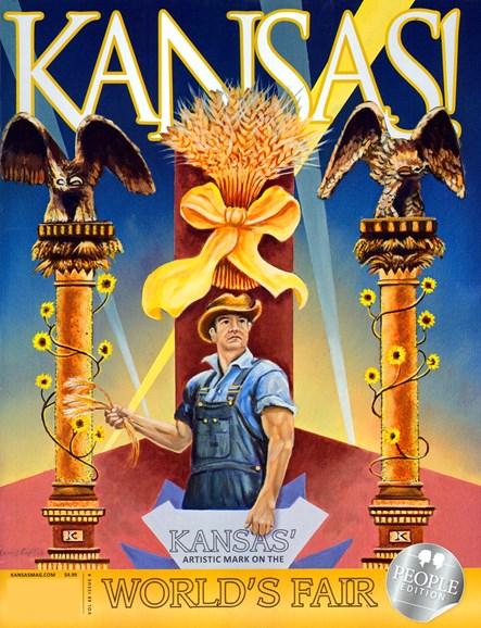 KANSAS! Cover - 12/1/2012
