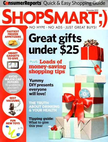 Shop Smart Cover - 12/1/2012