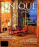 Unique Homes Magazine 12/1/2012