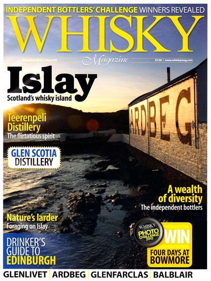 Whisky Cover - 12/1/2012