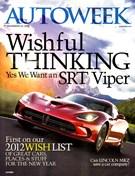 Autoweek Magazine 12/24/2012