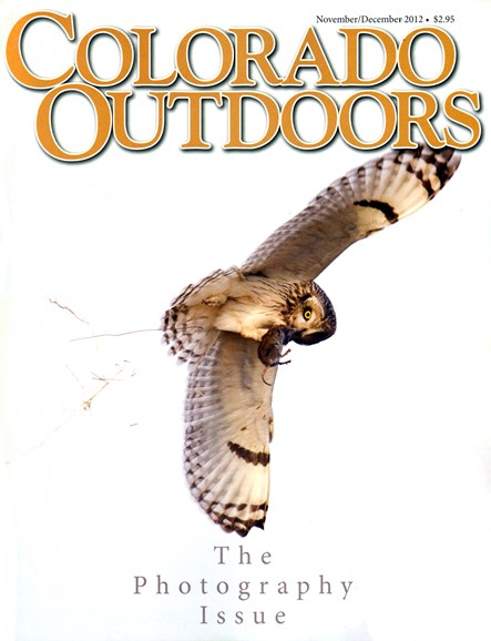 Colorado Outdoors Cover - 11/1/2012