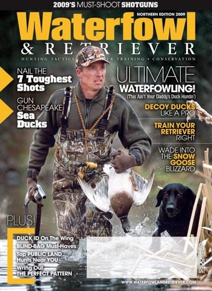 Waterfowl & Retriever Cover - 3/1/2009