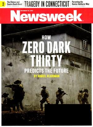 Newsweek | 12/24/2012 Cover