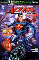 Superman Action Comics 12/1/2012