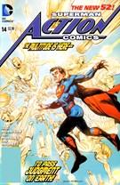 Superman Action Comics 1/1/2013