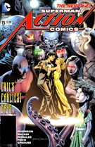 Superman Action Comics 2/1/2013