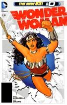 Wonder Woman Comic 11/1/2012