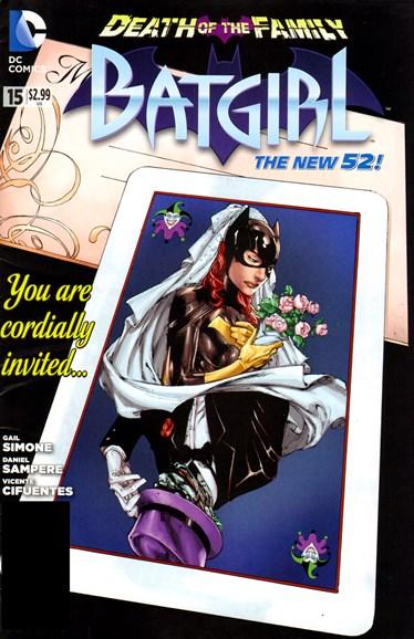 Batgirl Cover - 2/1/2013