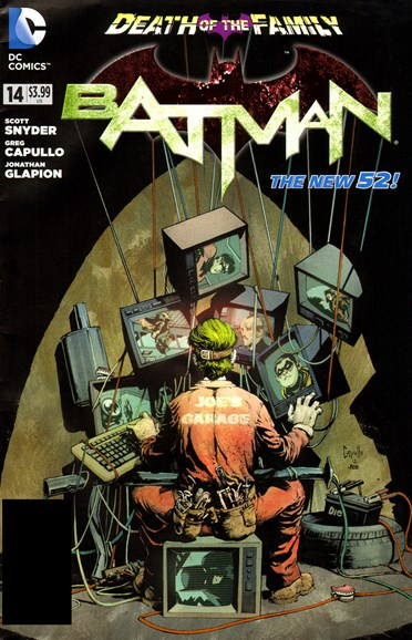 Batman Cover - 1/1/2013