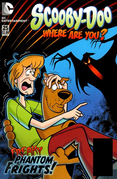 Scooby Doo, Where Are You? Cover - 11/1/2012