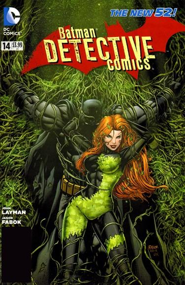 Detective Comics Cover - 1/1/2013
