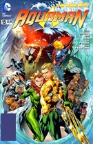 Aquaman Comic 12/1/2012