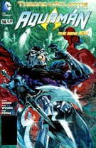 Aquaman Comic 1/1/2013