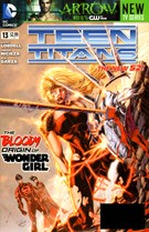 Teen Titans Comic 12/1/2012