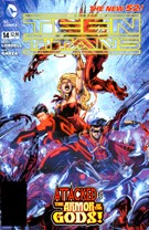 Teen Titans Comic 1/1/2013