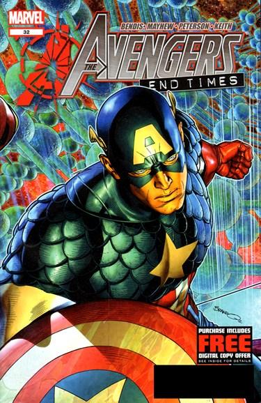 Avengers Cover - 12/15/2012
