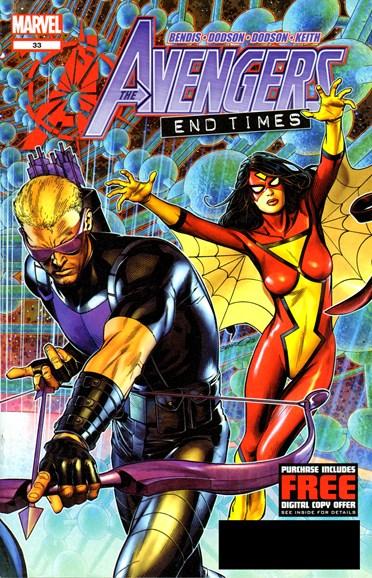 Avengers Cover - 1/1/2013