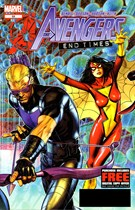 Avengers Comic 1/1/2013