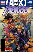Avengers Comic 11/1/2012