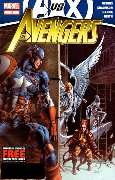 Avengers Cover - 10/1/2012