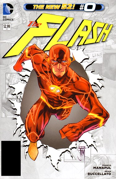 The Flash Cover - 11/1/2012