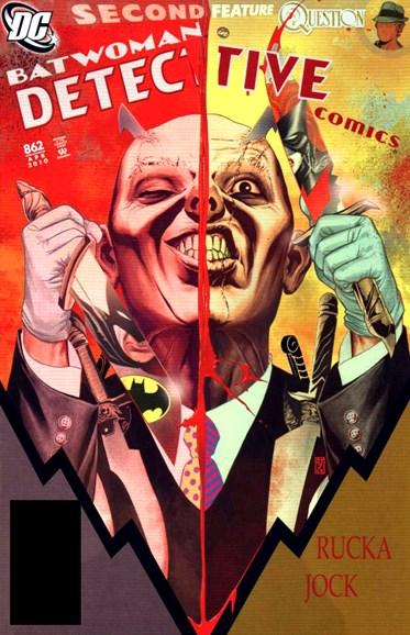 Detective Comics Cover - 4/1/2010