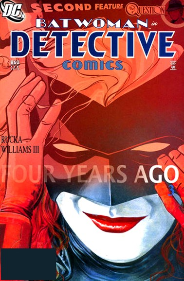 Detective Comics Cover - 2/1/2010