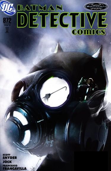 Detective Comics Cover - 2/1/2011