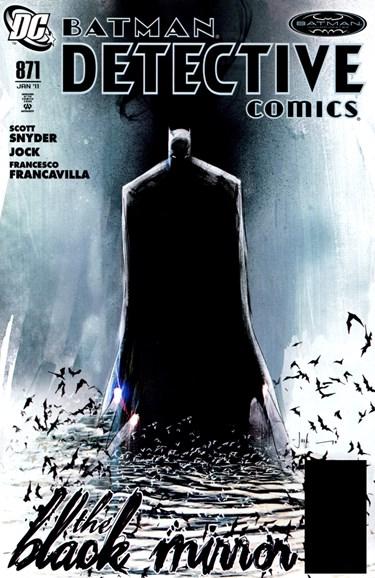 Detective Comics Cover - 1/1/2011