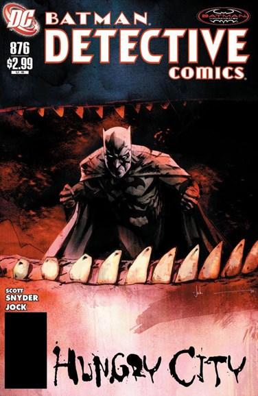 Detective Comics Cover - 6/1/2011