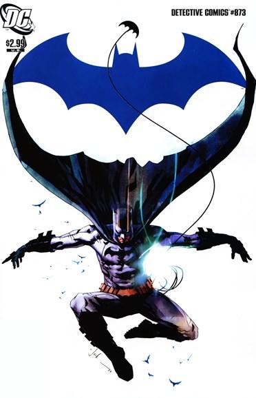 Detective Comics Cover - 3/1/2011
