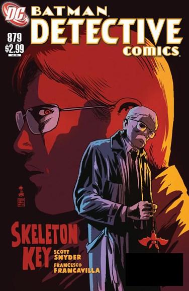 Detective Comics Cover - 9/1/2011