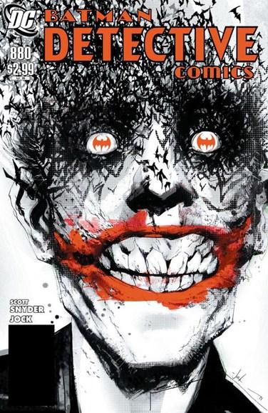 Detective Comics Cover - 9/15/2011