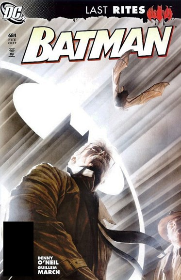 Batman Cover - 2/1/2009