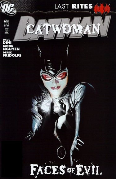 Batman Cover - 3/1/2009