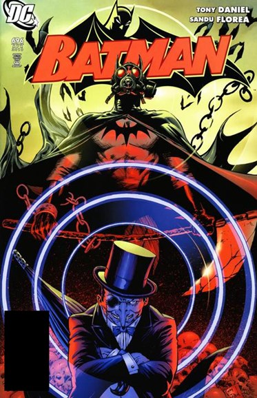 Batman Cover - 4/1/2010